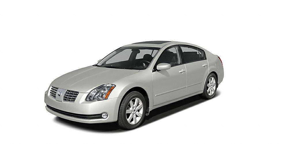 2004 Nissan Maxima 35 SE Miles 124989Color Silver Stock 186507B VIN 1N4BA41E94C829036