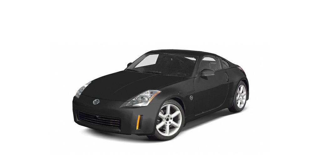 2004 Nissan 350Z Base Miles 66210Color Black Stock 577659C VIN JN1AZ34E74M154658