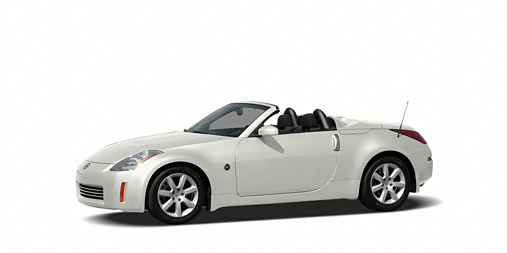 2004 Nissan 350Z Touring Miles 89852Color Pikes Peak White Pearl Stock BB23413A VIN JN1AZ36A