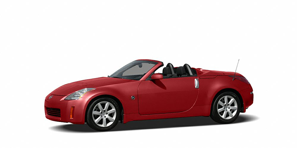 2004 Nissan 350Z Enthusiast Miles 151898Color Race Red Stock 16S301B VIN JN1AZ36A24T002335