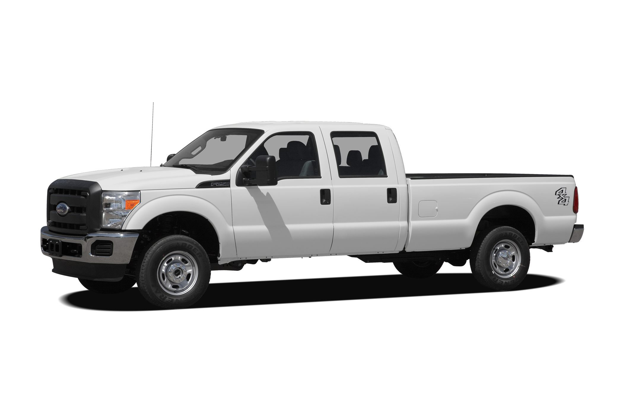 2012 Ford F-250  Introducing the 2012 Ford F-250 Youll appreciate its safety and convenience fea