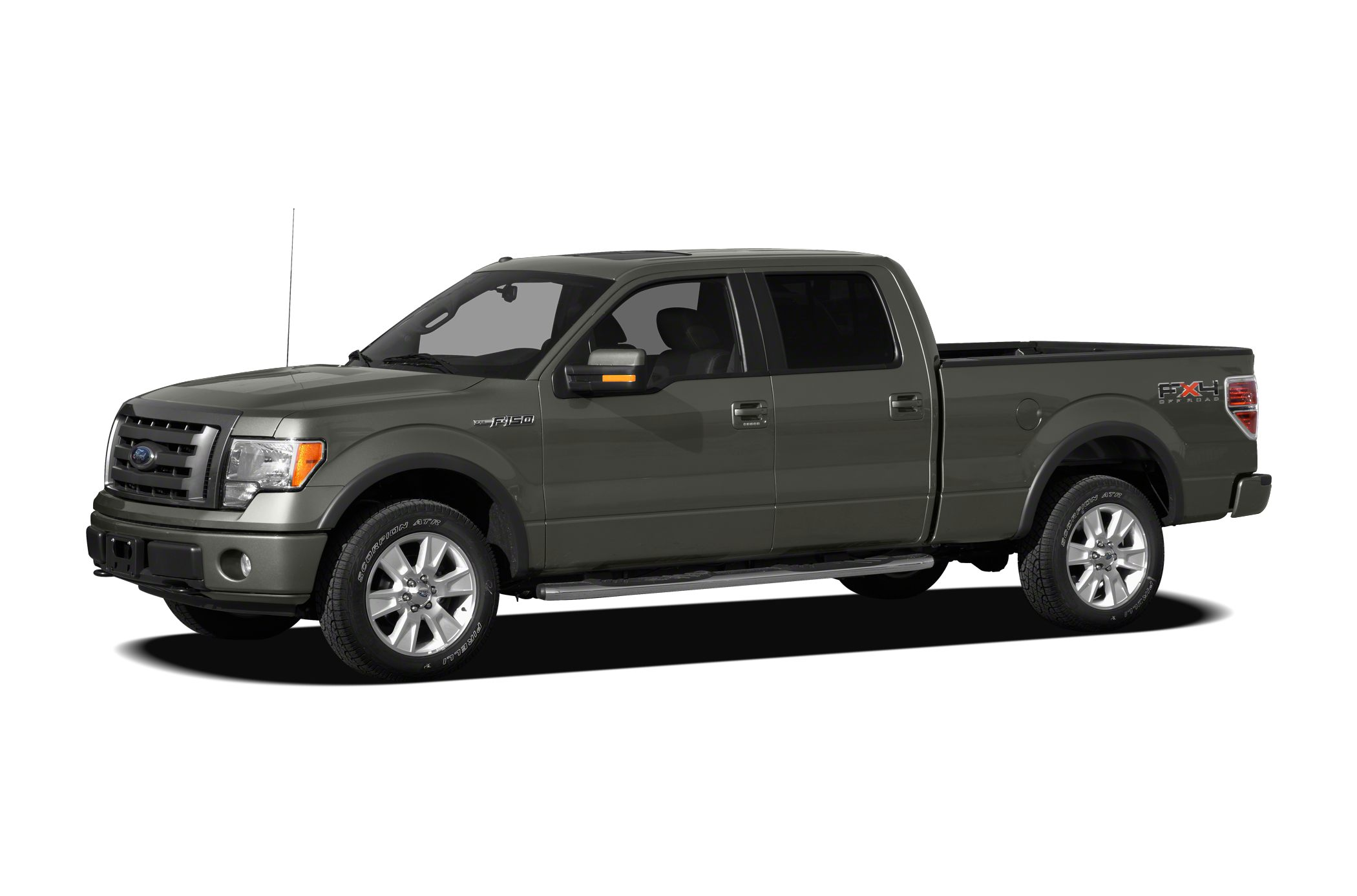 2012 Ford F-150  Take command of the road in the 2012 Ford F-150 A great vehicle and a great valu