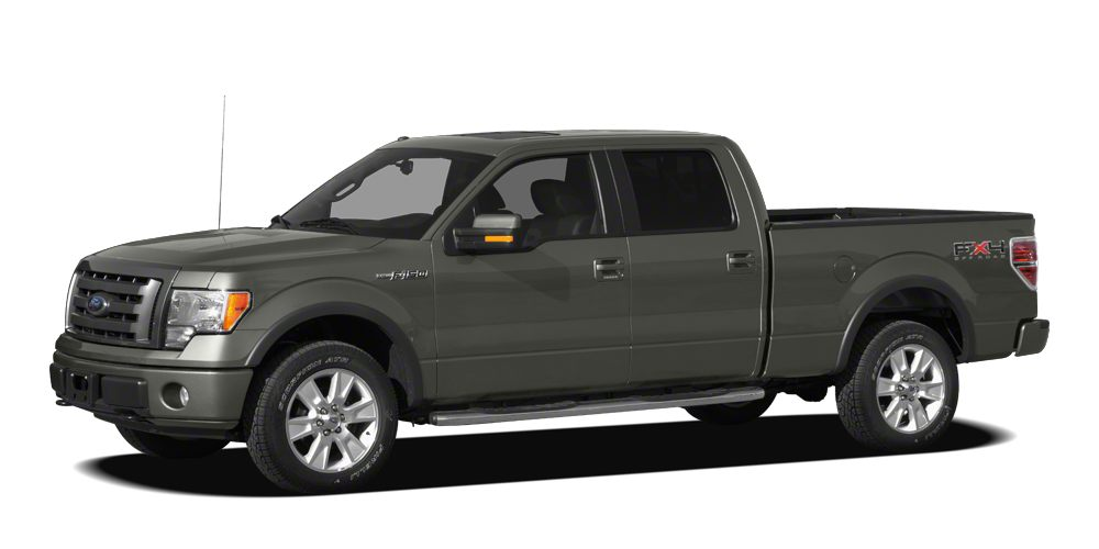 2012 Ford F-150  Looking for a fully loaded vehicle without the price tag This is the vehicle for