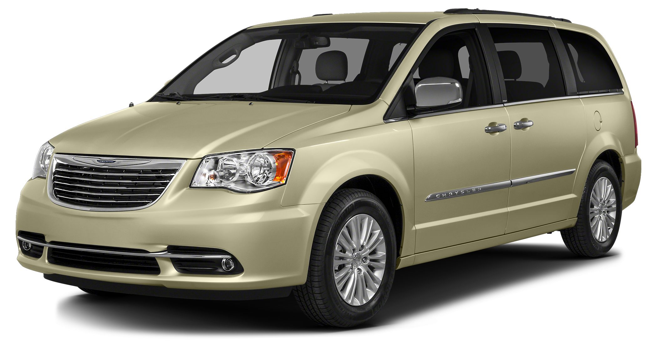 2014 Chrysler Town  Country Touring-L Town  Country Touring-L 4D Passenger Van 36L V6 24V VVT