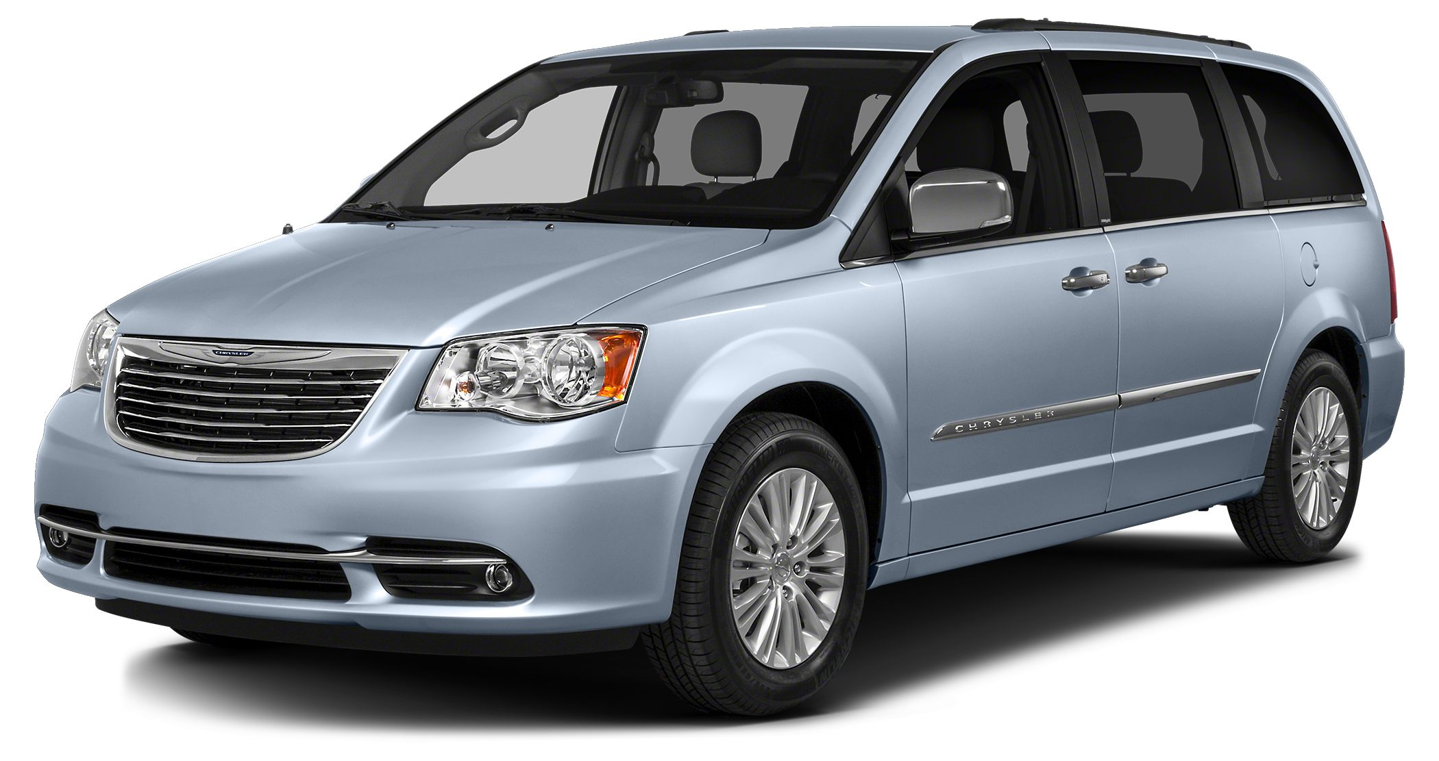 2016 Chrysler Town  Country Touring-L Miles 81Color Crystal Blue Pearlcoat Stock GR223202 VI