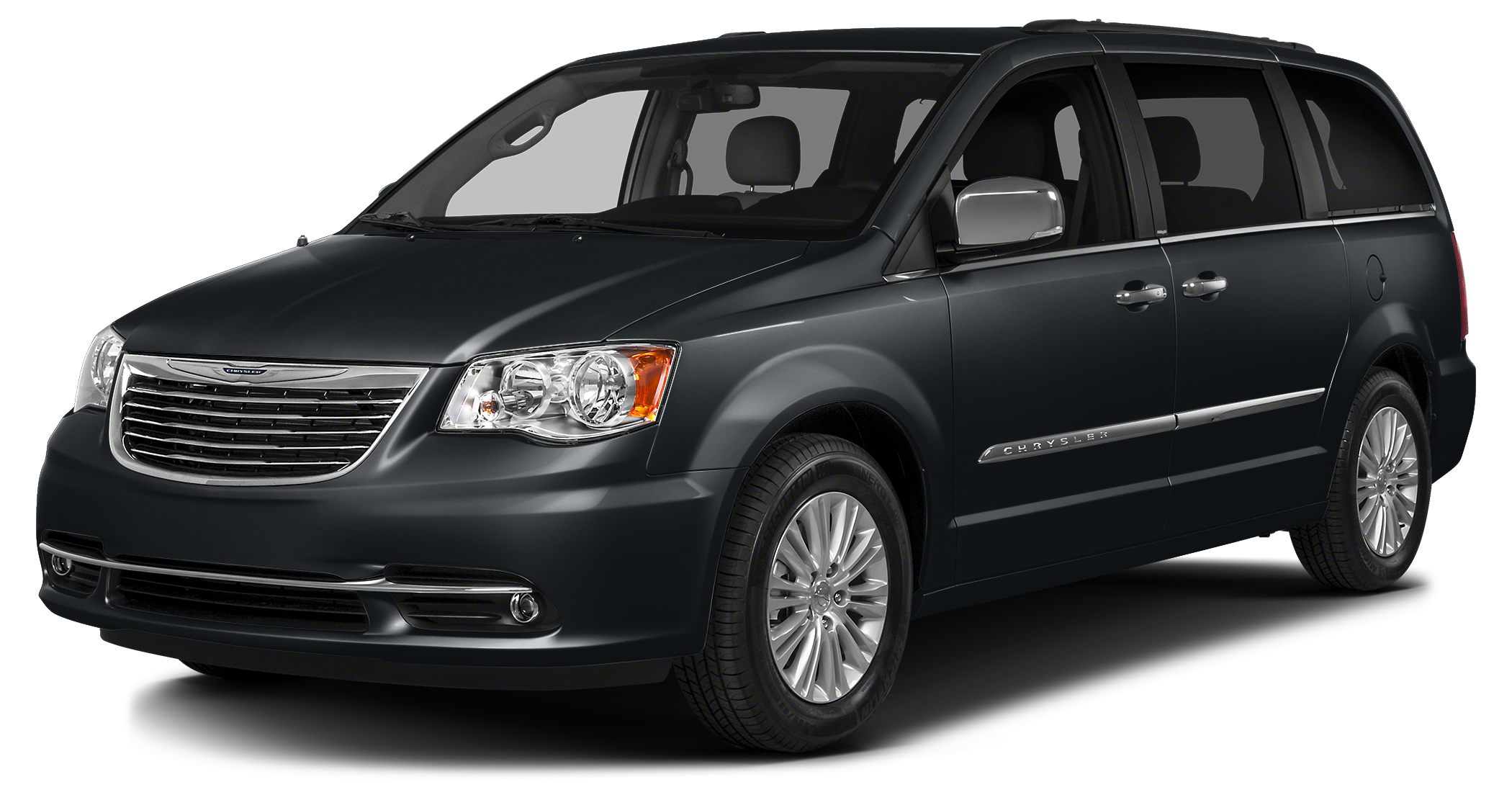 2013 Chrysler Town  Country Touring Miles 72520Color Gray Stock 17PC906A VIN 2C4RC1BG5DR556