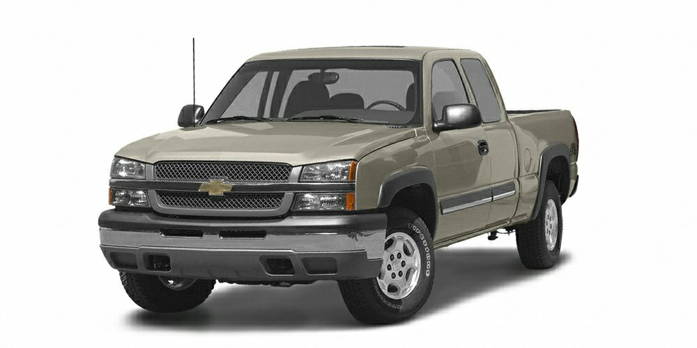 2003 Chevrolet Silverado 1500 LT Excellent Condition Heated Leather Seats Aluminum Wheels Trail