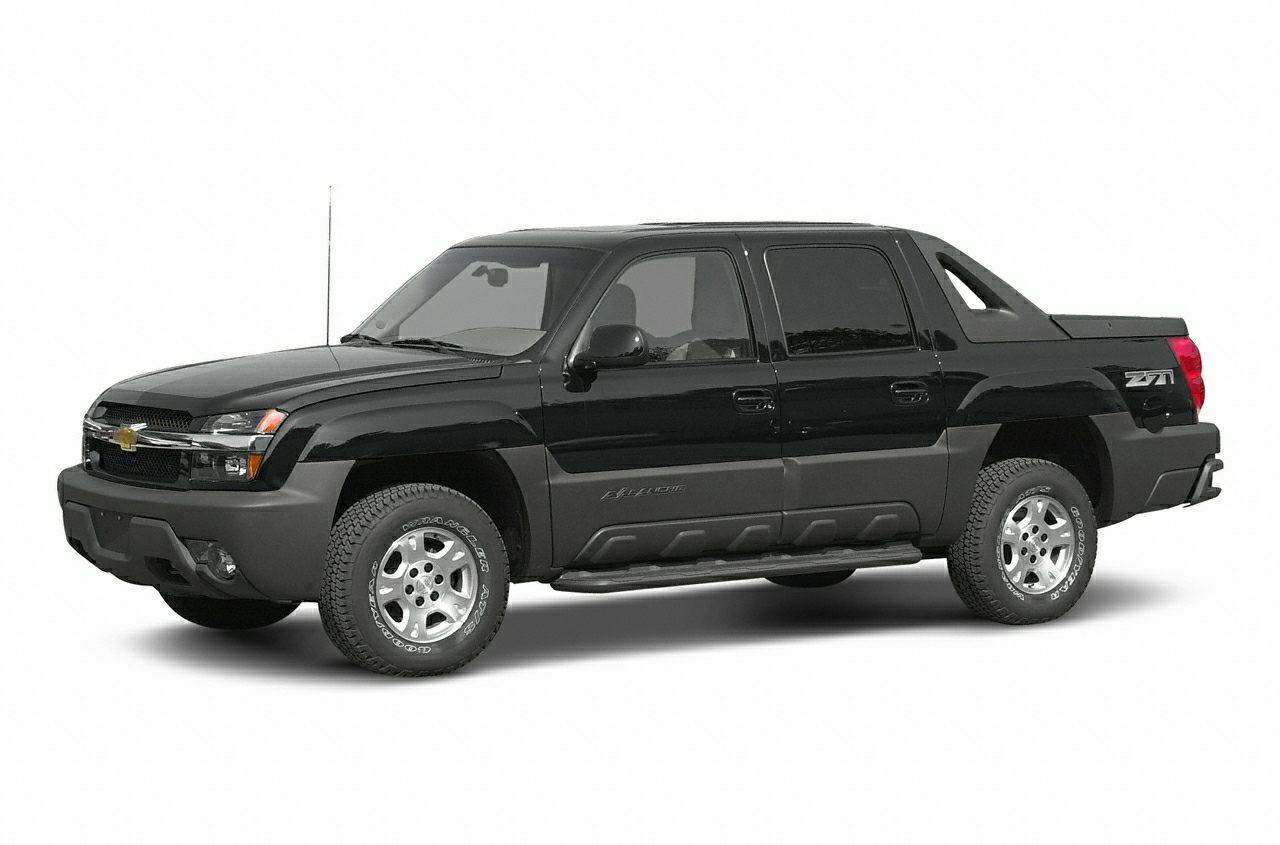 2003 Chevrolet Avalanche 1500 Miles 203847Stock 200687A VIN 3GNEK13T03G149155