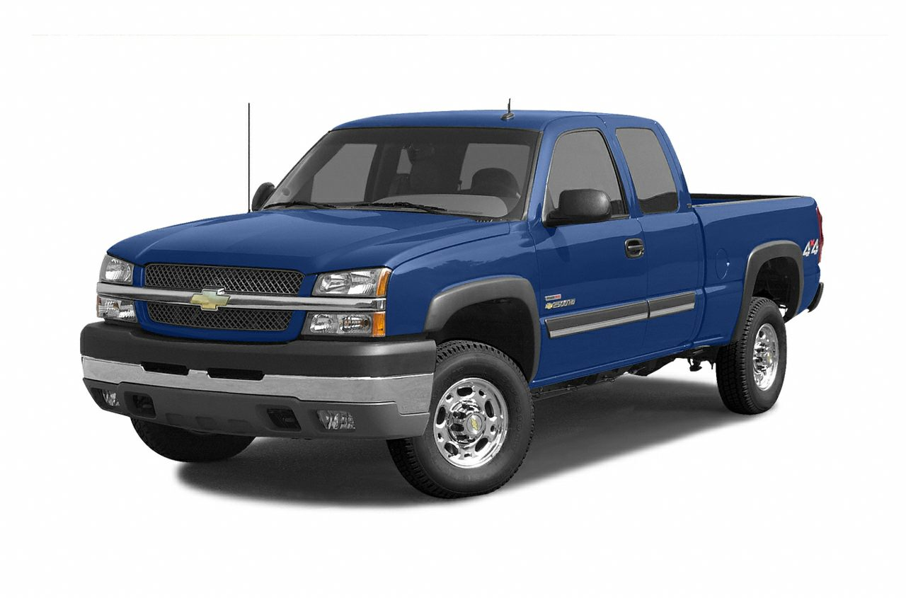 2003 Chevrolet Silverado 2500HD  4WD Extended Cab Fresh arrival More pictures coming soon Don