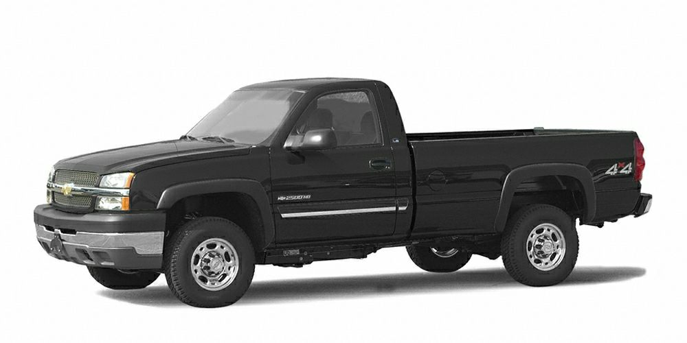 2003 Chevrolet Silverado 2500HD   WHEN IT COMES TO EXCELLENCE IN USED CAR SALESYOU KNOWYOURE