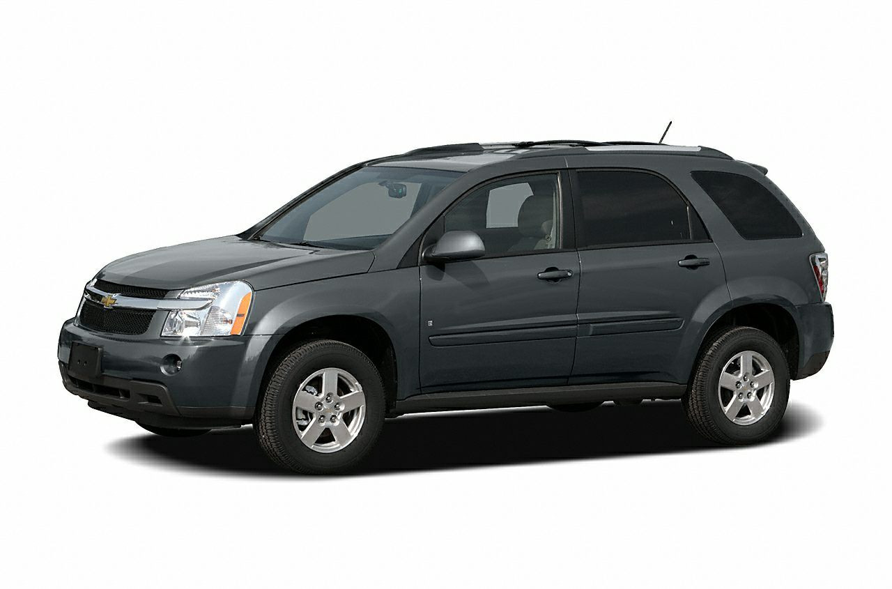 2007 Chevrolet Equinox LT LT trim Excellent Condition EPA 26 MPG Hwy19 MPG City Entertainment