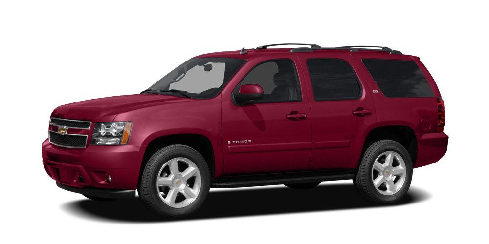 2007 Chevrolet Tahoe LT Excellent Condition LT trim Leather Interior Trailer Hitch SUSPENSION
