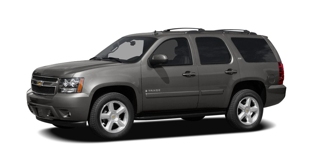 2007 Chevrolet Tahoe  4D Sport Utility Vortec 53L V8 SFI Flex Fuel 4-Speed Automatic with Overd