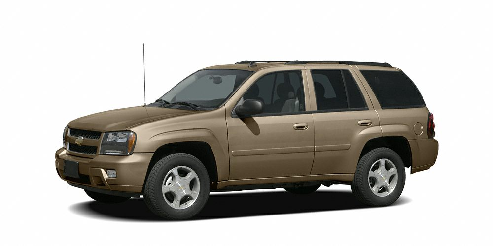 2007 Chevrolet TrailBlazer LS REDUCED FROM 33620 LS trim ONLY 70765 Miles Sunroof Tow Hitch