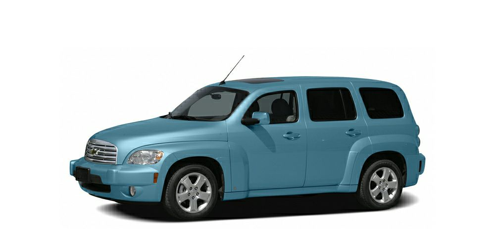 2007 Chevrolet HHR LT Lifetime Engine Warranty at NO CHARGE on all pre-owned vehicles Courtesy Au