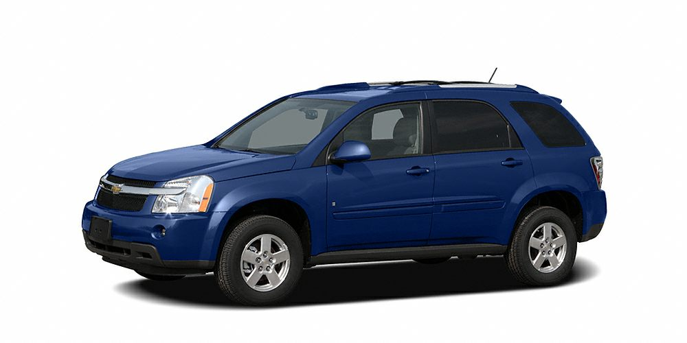 2007 Chevrolet Equinox LS Miles 172546Color Blue Stock K17287A VIN 2CNDL13F876071765