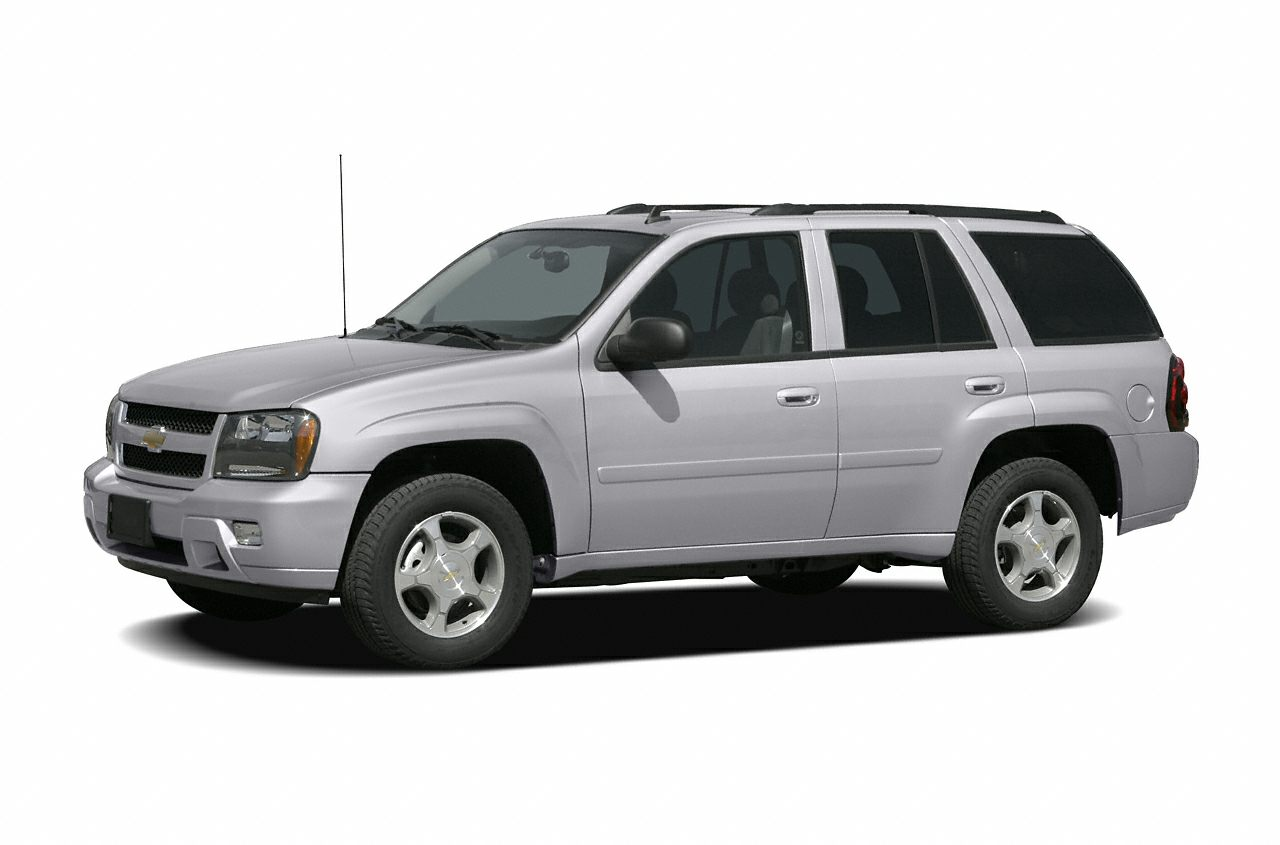 2007 Chevrolet TrailBlazer  All Around champ New Inventory Includes a CARFAX buyback guarantee