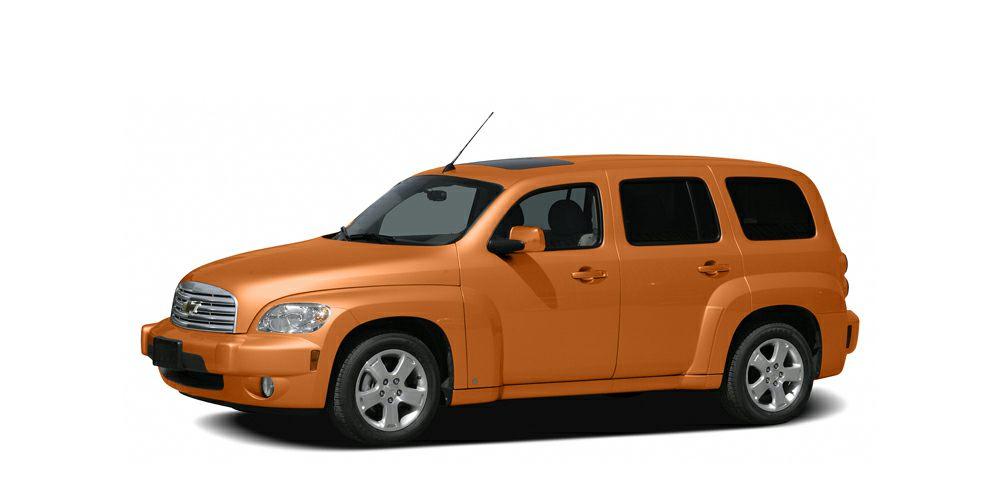 2007 Chevrolet HHR LT Miles 84842Color Sunburst Orange II Metallic Stock 116654C VIN 3GNDA23
