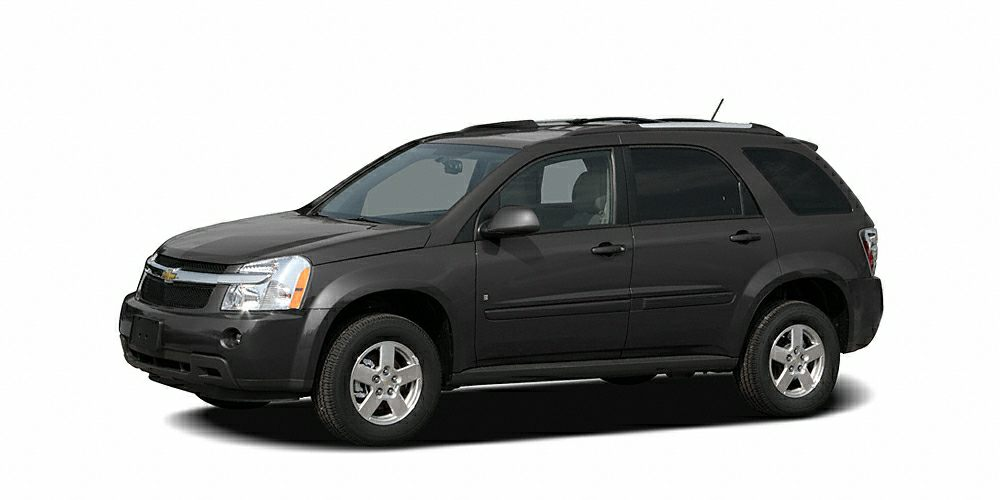 2007 Chevrolet Equinox LS Look at this one owner 2007 Chevrolet Equinox LS It has a Automatic tra