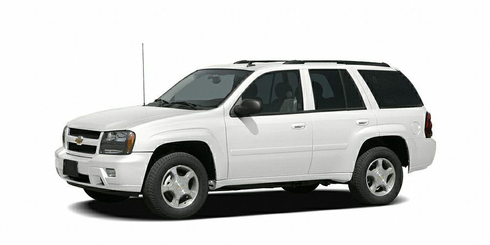 2007 Chevrolet TrailBlazer LS ABS brakes AMFM Stereo wCD PlayerXM Satellite Automatic Dual-