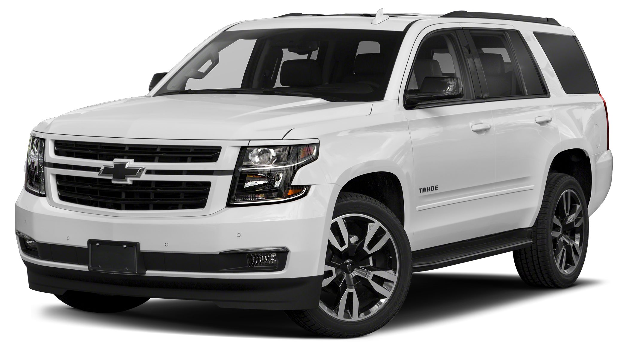 2018 Chevrolet Tahoe Premier Summit White 2018 Chevrolet Tahoe Premier RWD 10-Speed Automatic EcoT