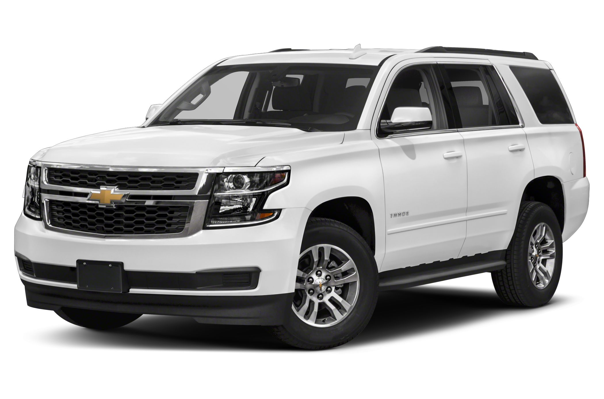 2018 Chevrolet Tahoe LT 4WD 6-Speed Automatic EcoTec3 53L V8 Flex Fuel 4WD Black Leather 2nd Ro