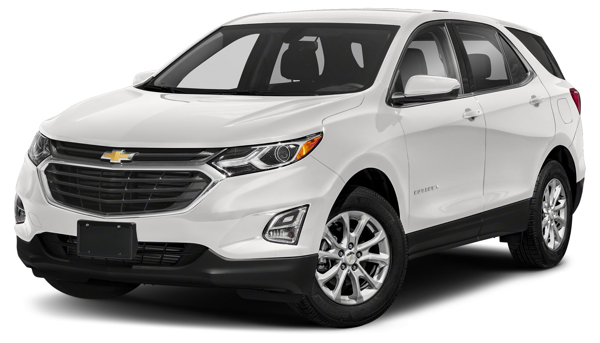 2018 Chevrolet Equinox LT w3LT Summit White 2018 Chevrolet Equinox LT FWD 6-Speed Automatic 16L