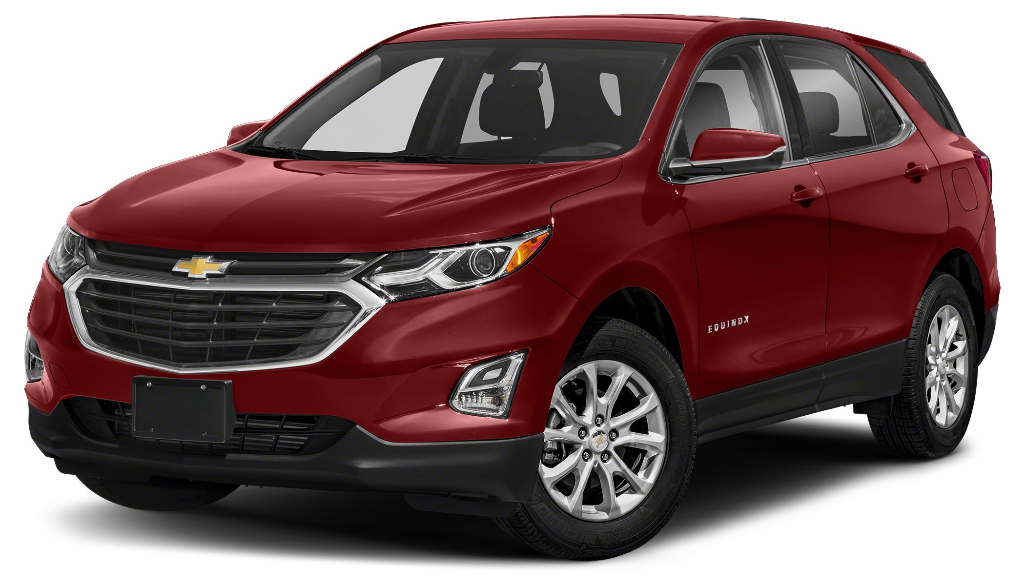 2018 Chevrolet Equinox LT w2LT Miles 5044Color Red Tinted Clearcoat Stock H32891 VIN 2GNAXT