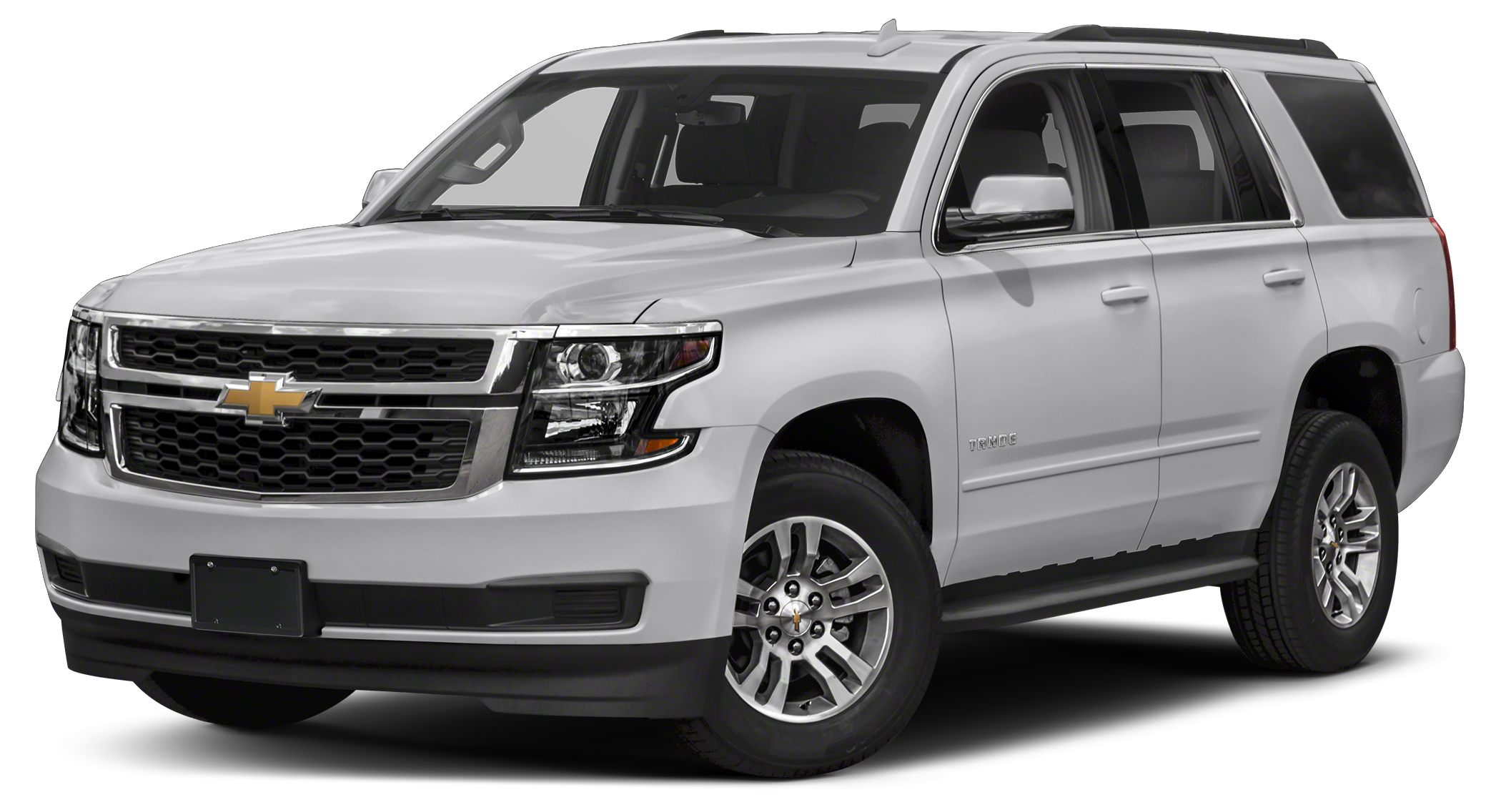 2018 Chevrolet Tahoe LS Silver Ice Metallic 2018 Chevrolet Tahoe LS RWD 6-Speed Automatic EcoTec3