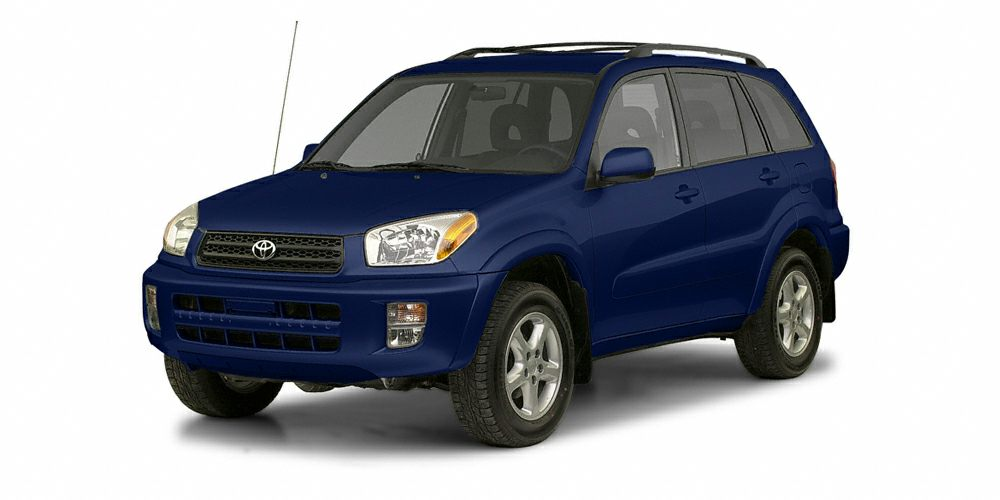 2002 Toyota RAV4 Base Snag a deal on this 2002 Toyota RAV4 BASE while we have it Spacious yet agi