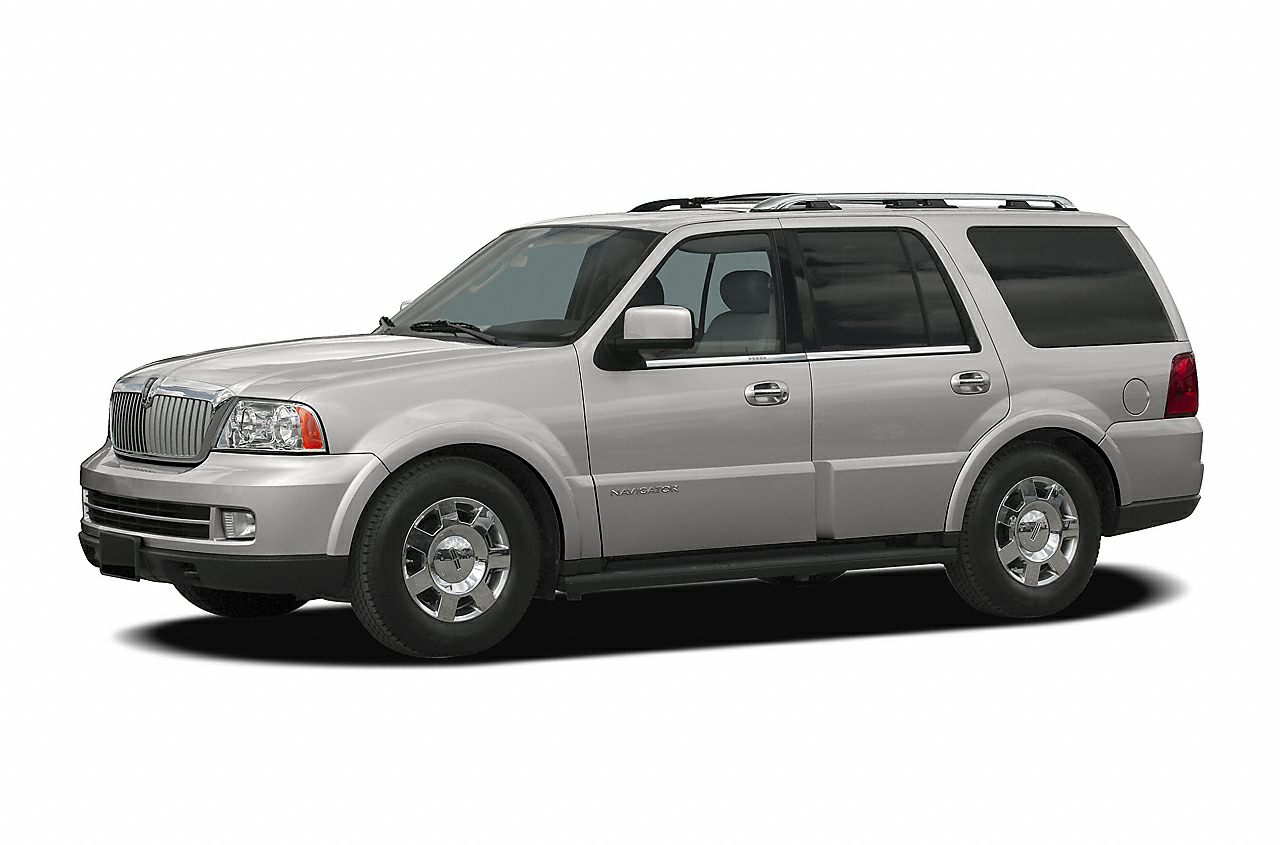 2005 Lincoln Navigator  Vehicle Options Air Conditioning Front Air Dam Running Boards Alloy Wheels