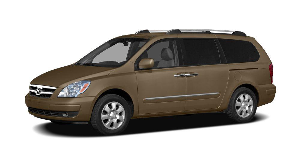 2007 Hyundai Entourage GLS Miles 105820Color Sonora Gold Stock PN17149A VIN KNDMC23347604209