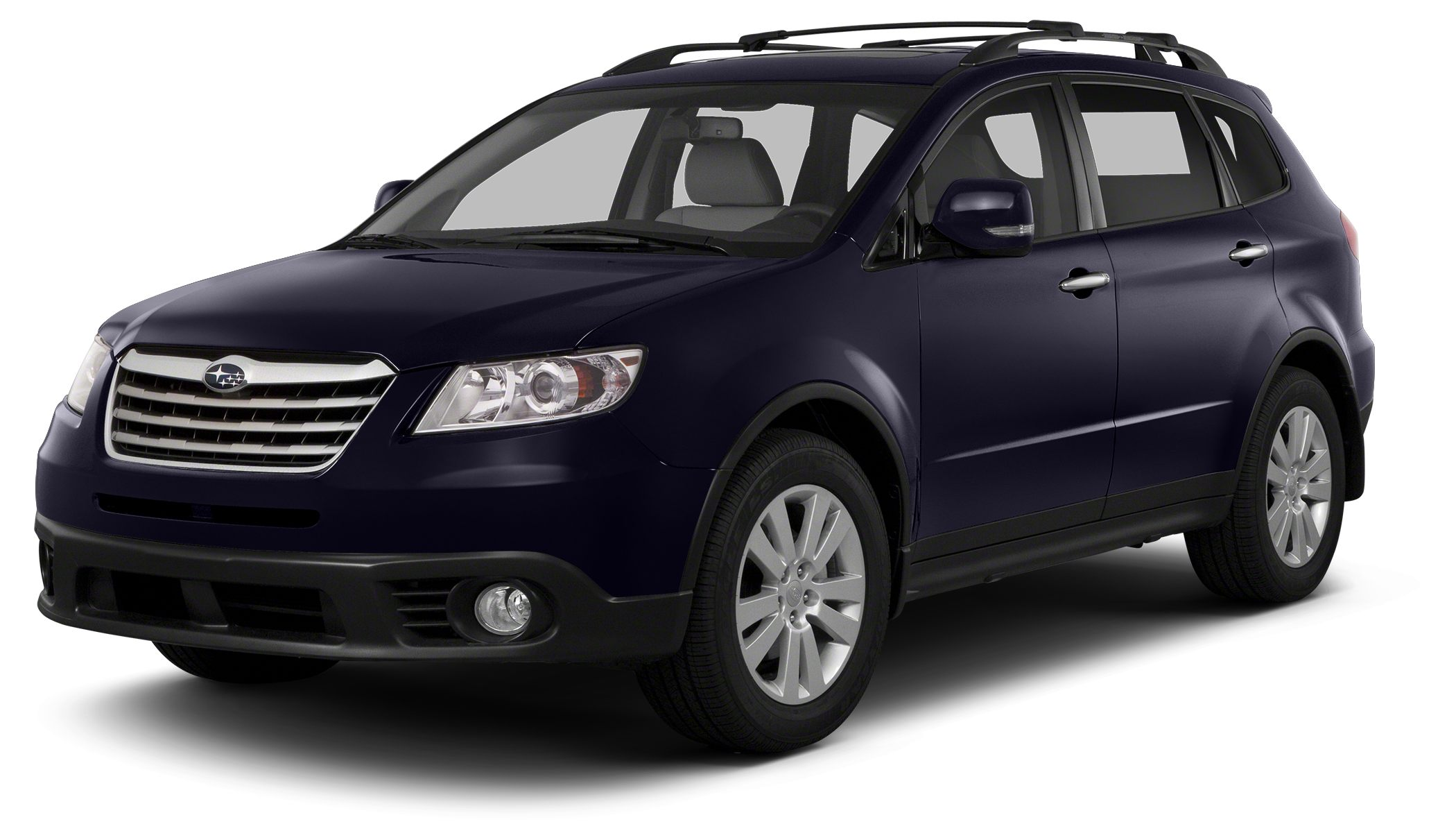 2013 Subaru Tribeca 36 R Limited Miles 5512Color Deep Indigo Pearl Stock 1
