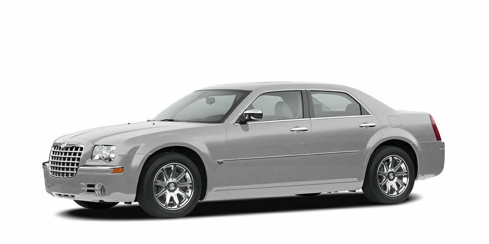 2006 Chrysler 300C SRT8 Land a bargain on this 2006 Chrysler 300 C SRT8 before its too late Comf