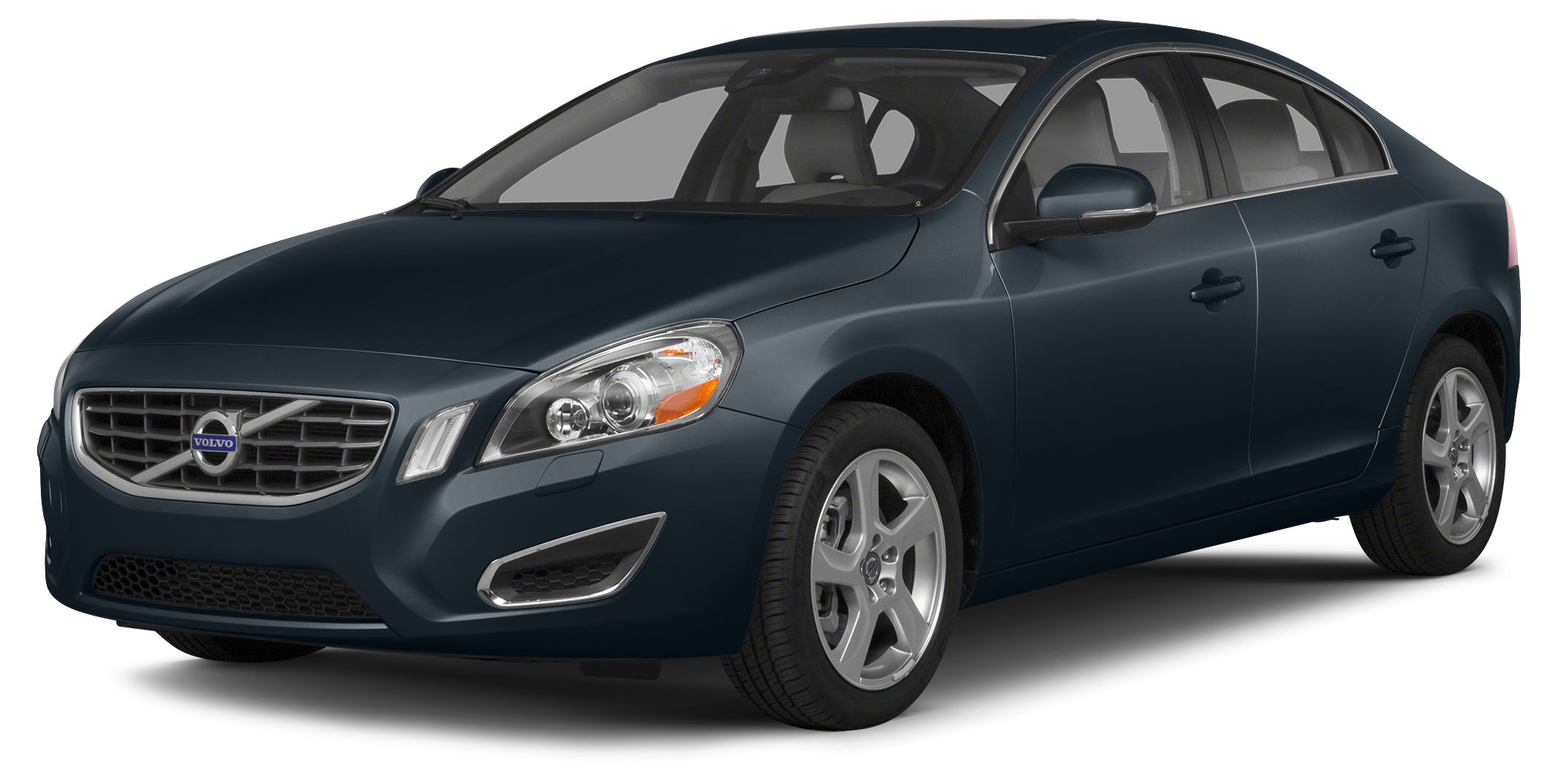2013 Volvo S60 T5 LEATHER ROOF HEATED SEATS BLUETOOTH CONNECTION HEATED MIRRORS MEMORY SEATS