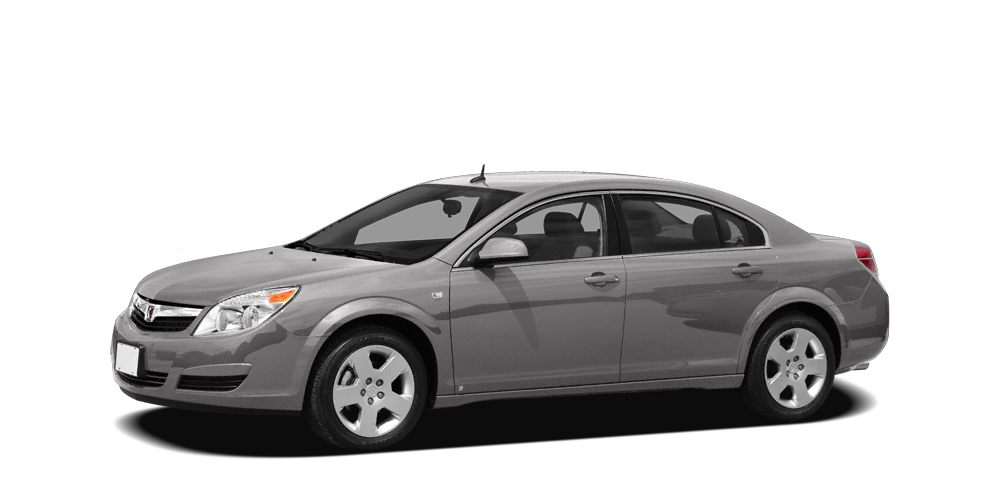 2008 Saturn Aura XE Miles 52525Color Silver Stock AT16160A VIN 1G8ZS57N68F153601
