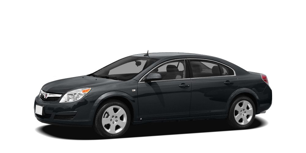 2008 Saturn Aura XE This Black 2008 Saturn Aura XE might be just the sedan for you This ones a k