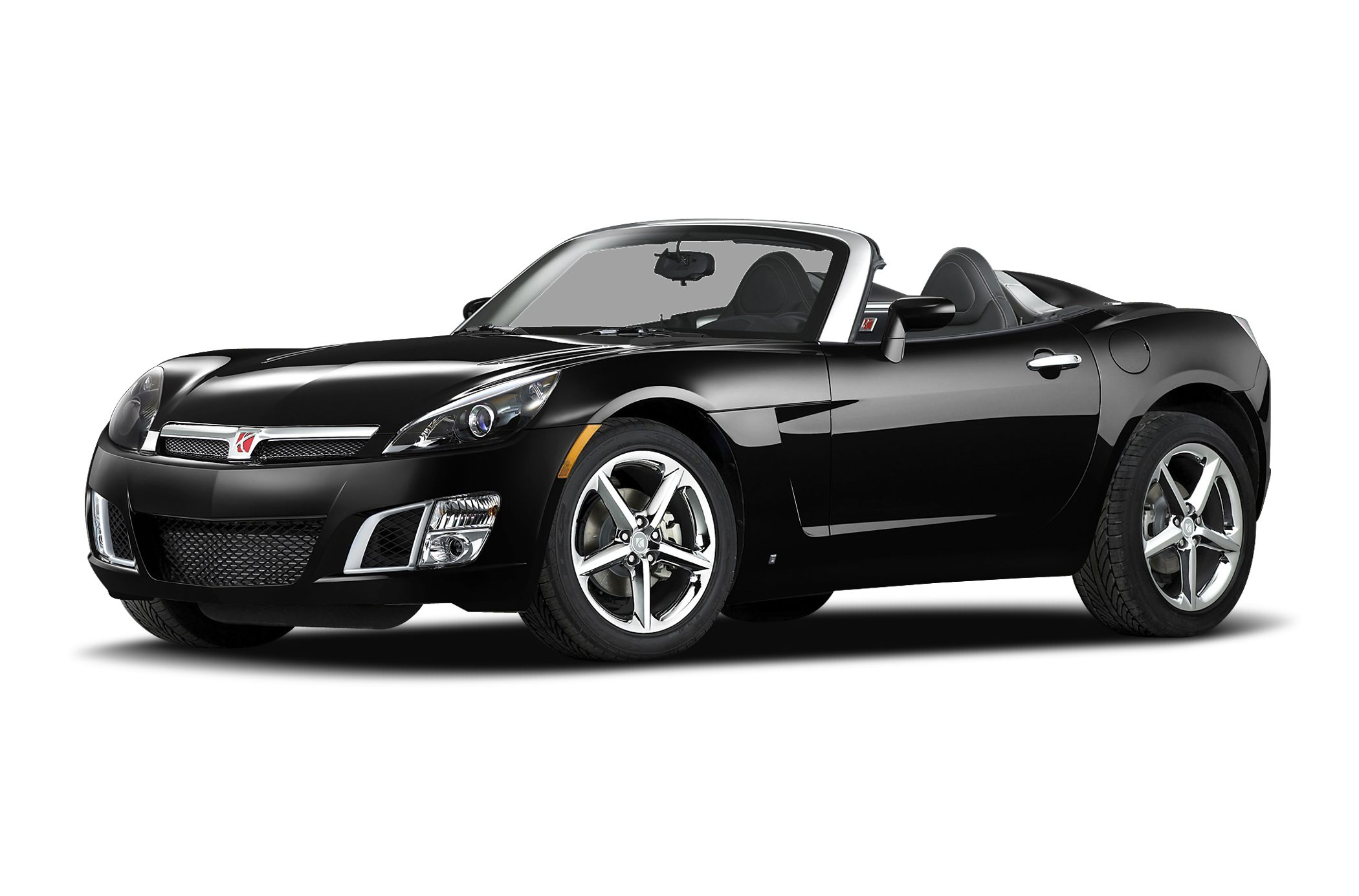 2008 Saturn Sky  Miles 79887Color Black Stock 16F614A VIN 1G8MC35B88Y114503