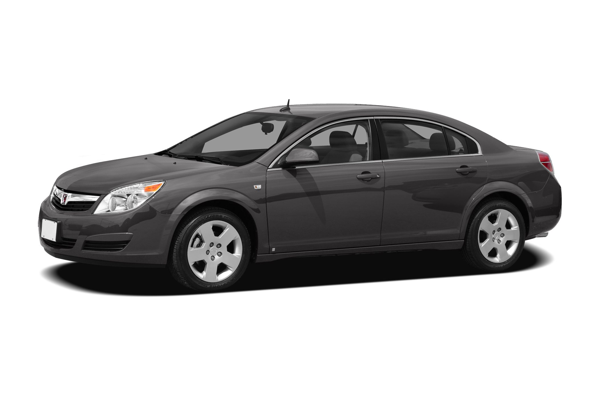 2008 Saturn Aura  Color Gray Stock K16942A