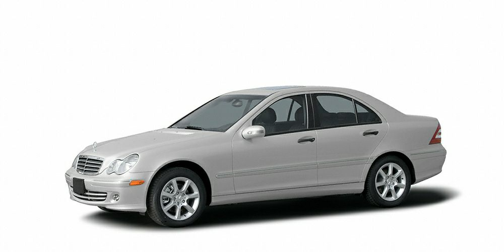 2007 MERCEDES C-Class C280 Luxury 4MATIC FLOOD ADVANTAGE PROGRAM And FULLY SERVICED AND RECONDITI