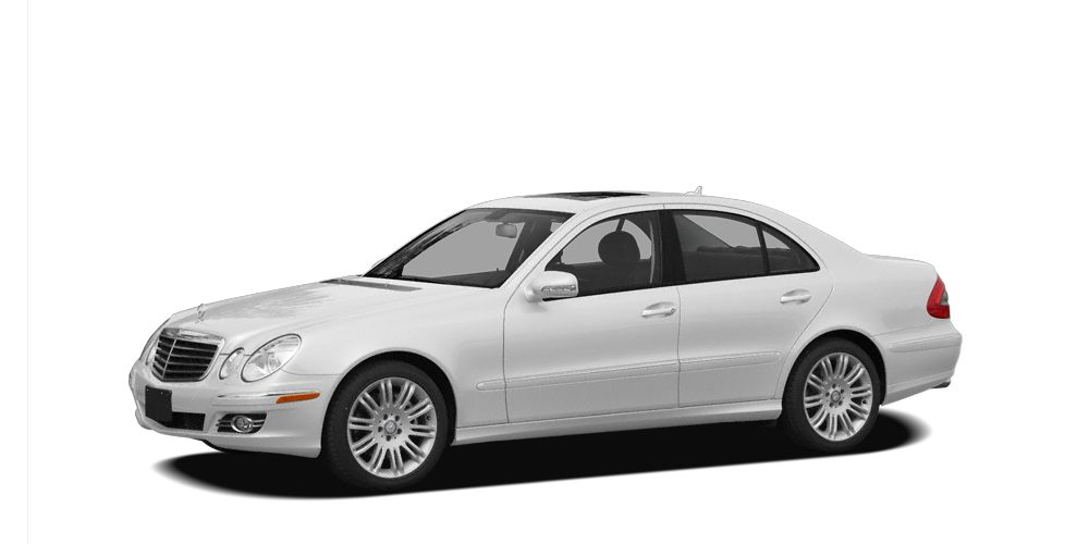 2007 MERCEDES E-Class E350 4MATIC  WHEN IT COMES TO EXCELLENCE IN USED CAR SALESYOU KNOWYOUR