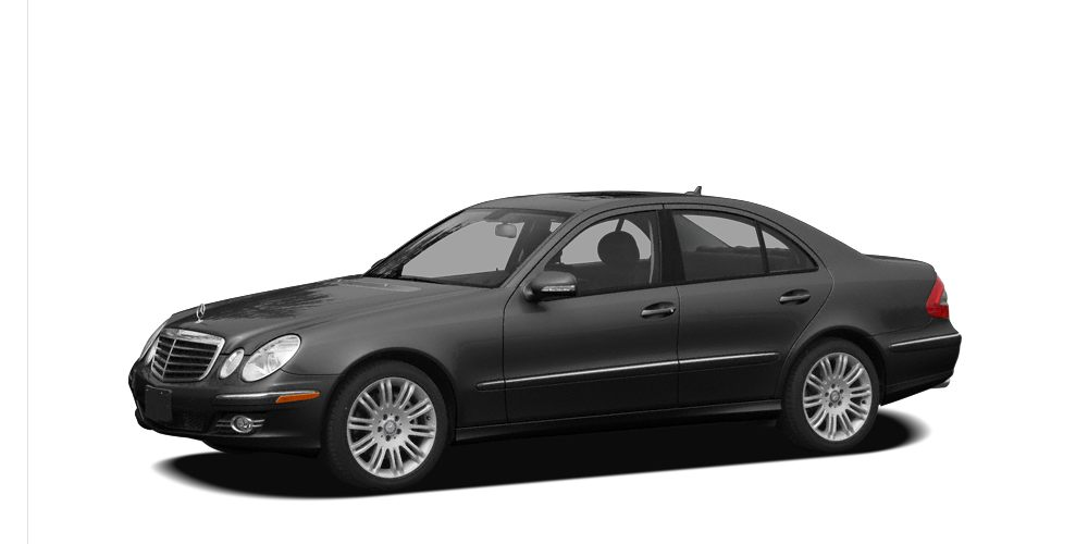 2007 MERCEDES E-Class E350 4MATIC 35L trim ONLY 64683 Miles Nav System Moonroof Heated Seats