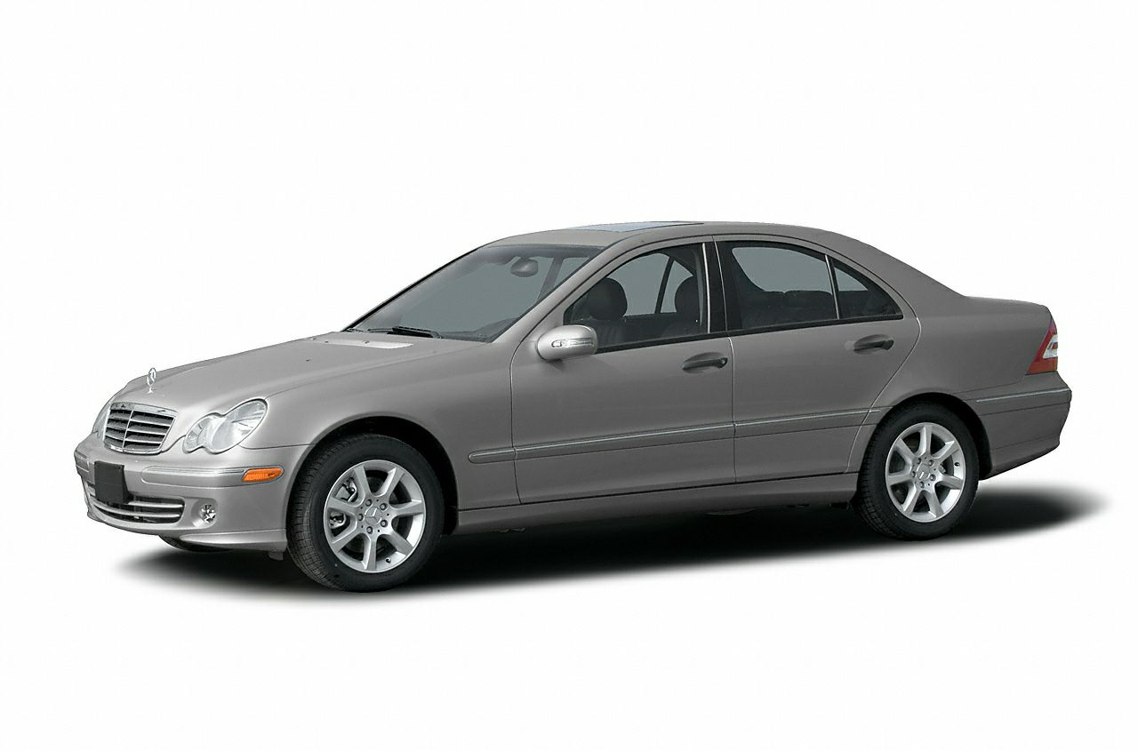 2007 MERCEDES C-Class C280 Luxury 4MATIC Miles 56686Color Gray Stock P0944 VIN WDBRF92H47F868