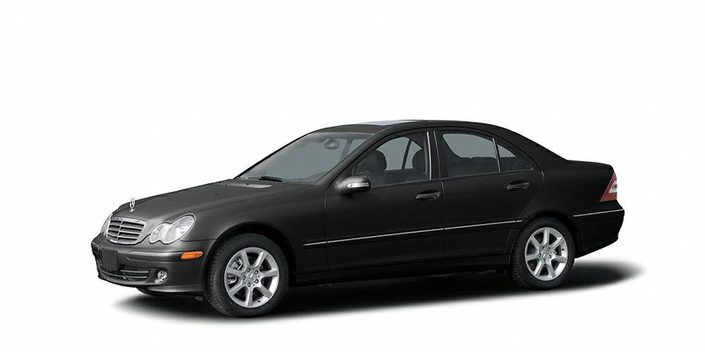 2007 MERCEDES C-Class C280 Luxury 4MATIC Miles 71371Color Black Stock T42198B VIN WDBRF92HX7
