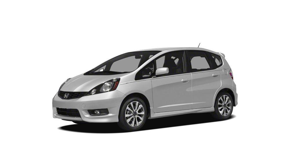 2012 Honda Fit Sport BLACK FRIDAY SALES EVENT HAPPENING NOW CARFAX 1-Owner- New Arrival- 128 Pt I