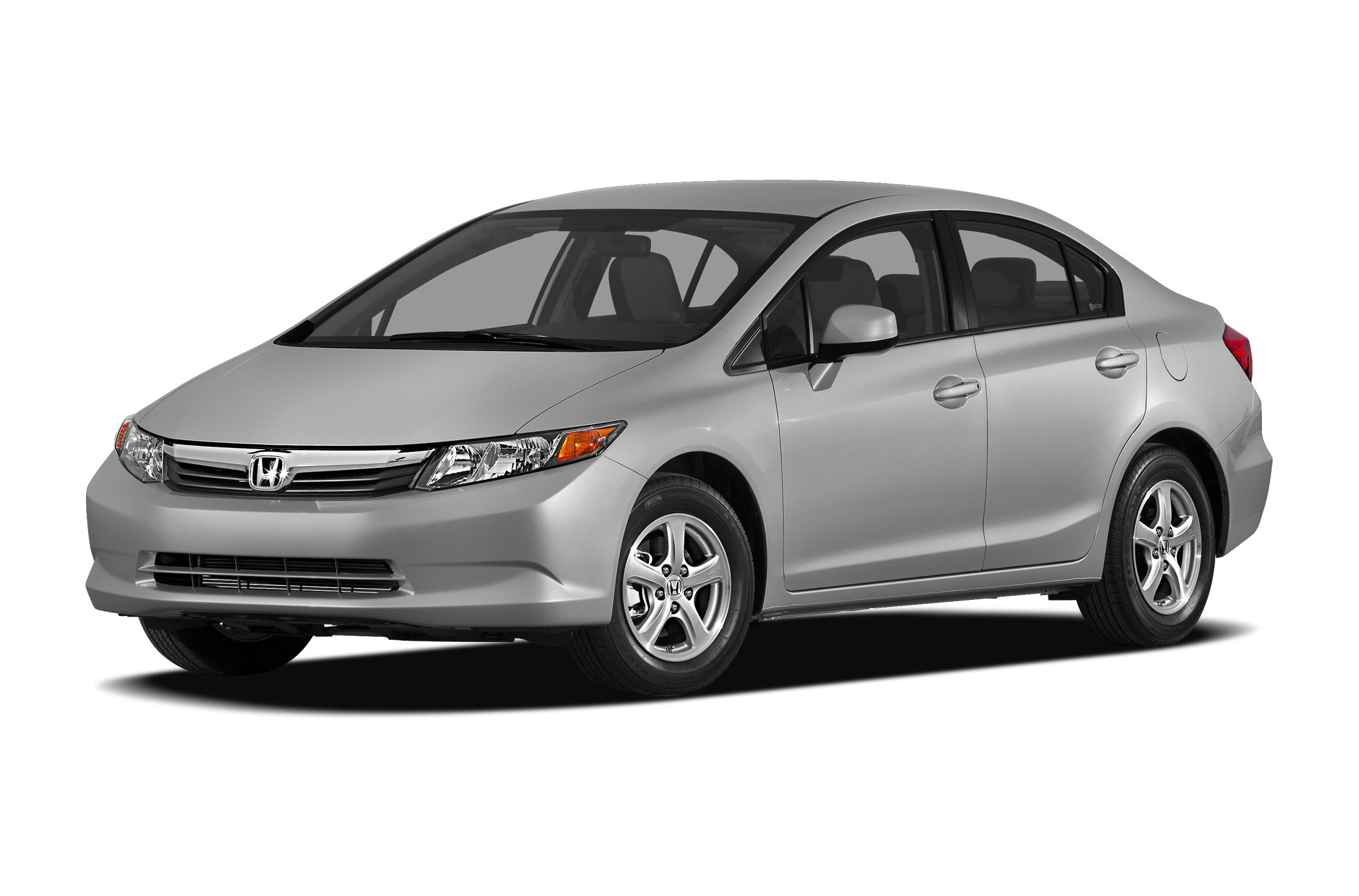2012 Honda Civic Natural Gas Civic Natural Gas and 18L I4 SOHC 16V i-VTEC Theres no substitute