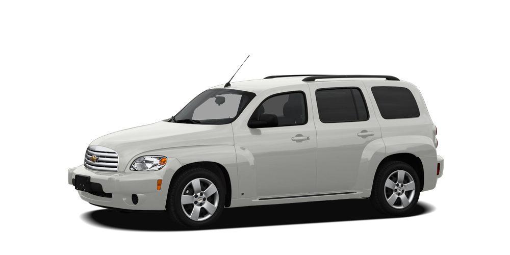 2010 Chevrolet HHR LS Miles 92202Color White Stock 16F255B VIN 3GNBAADB9AS590854