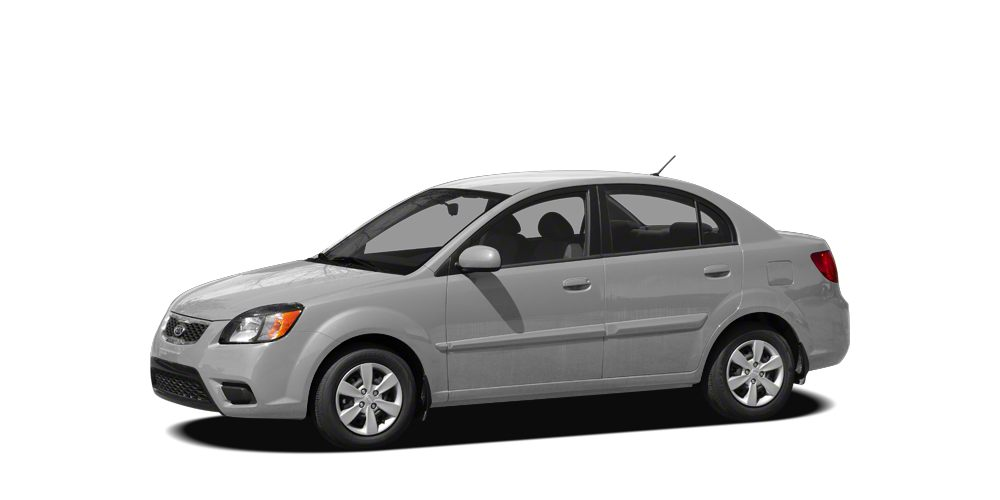2010 Kia Rio Base ONE PRICE STOP NO HASSLE NO HAGGLE CAR BUYING EXPERIENCE Miles 9574