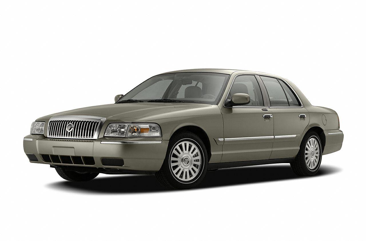 2006 Mercury Grand Marquis LS Premium Check out this 2006 Mercury Grand Marquis This 4-door 5-pas
