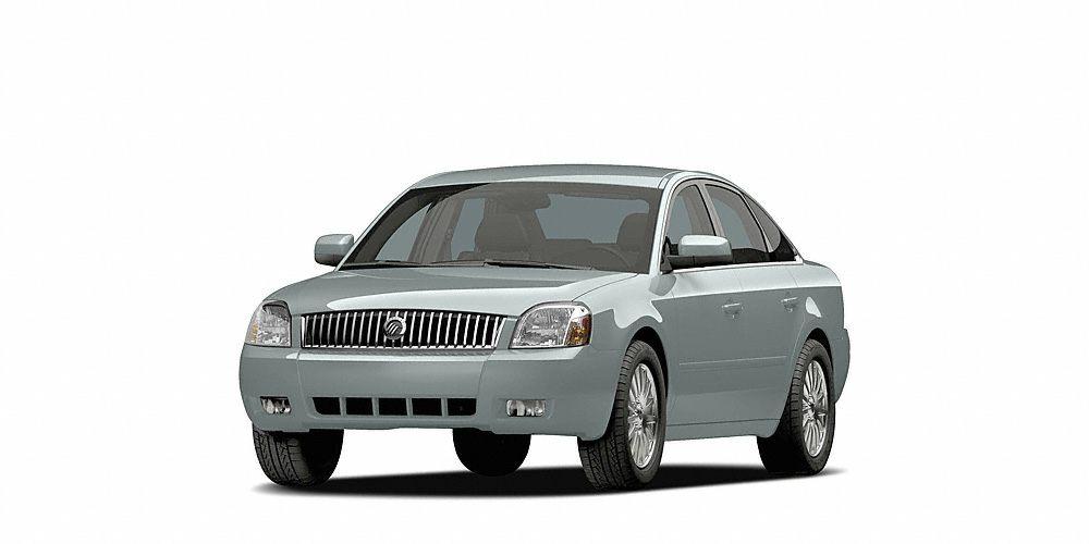 2006 Mercury Montego Premier Miles 62432Color Green Stock 17247R VIN 1MEHM43176G602315